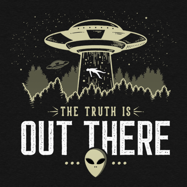 The Truth Is Out There Social
