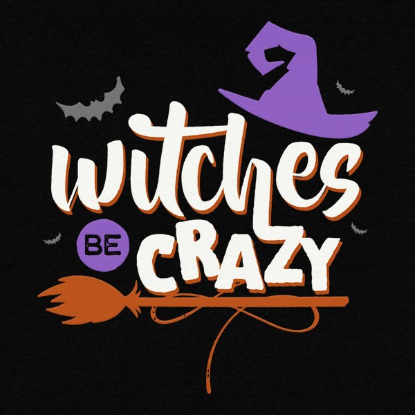 Witches Be Crazy Detail