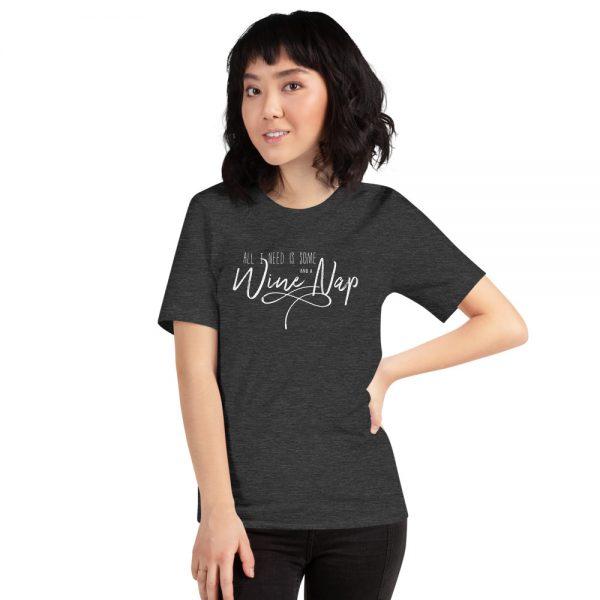 unisex premium t shirt dark grey heather 6000674d486d8