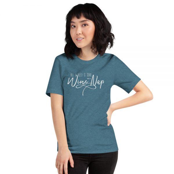 unisex premium t shirt heather deep teal 6000674d491b4