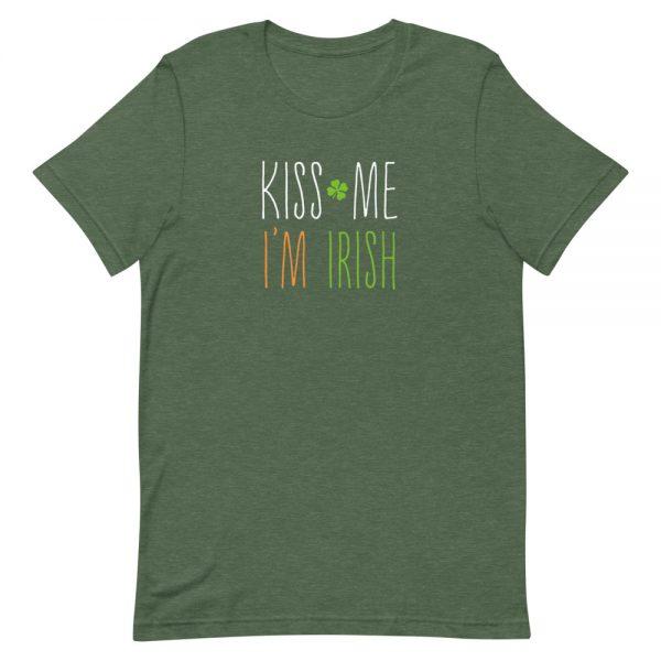 unisex premium t shirt heather forest 6000561fece1a
