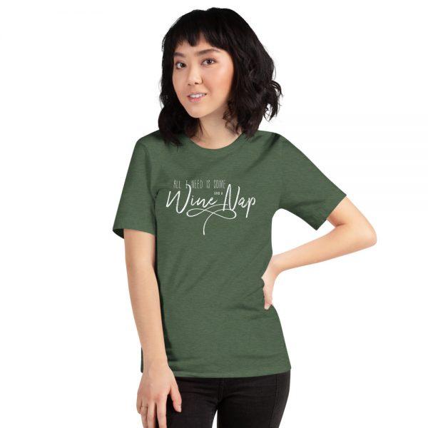 unisex premium t shirt heather forest 6000674d48cce