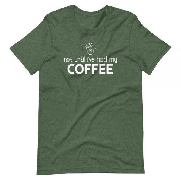 unisex premium t shirt heather forest front 601048b0255b9