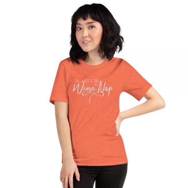 unisex premium t shirt heather orange 6000674d4980f