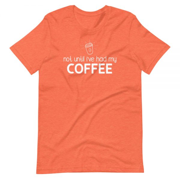unisex premium t shirt heather orange front 601048b02b8b9