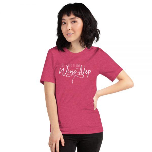 unisex premium t shirt heather raspberry 6000674d4a028