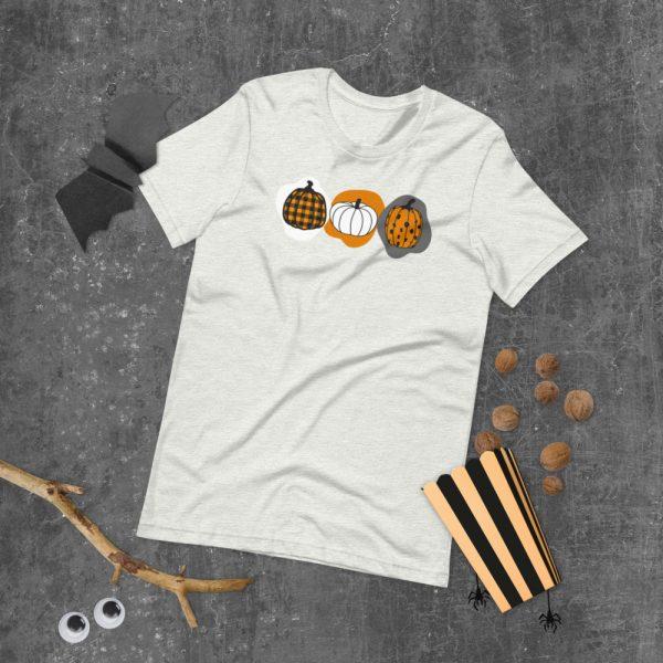 unisex staple t shirt ash front 612d049379e7a