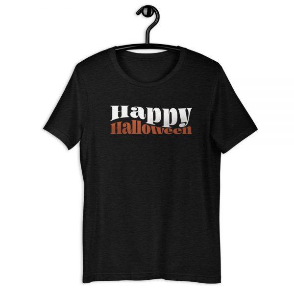 unisex staple t shirt black heather front 610c4fe58a057