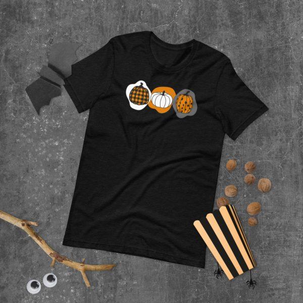 unisex staple t shirt black heather front 612d04937919f