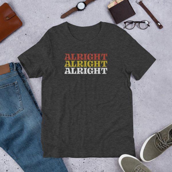 unisex staple t shirt dark grey heather front 610c52ac94867