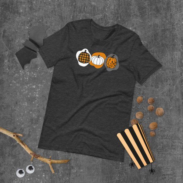 unisex staple t shirt dark grey heather front 612d049379784