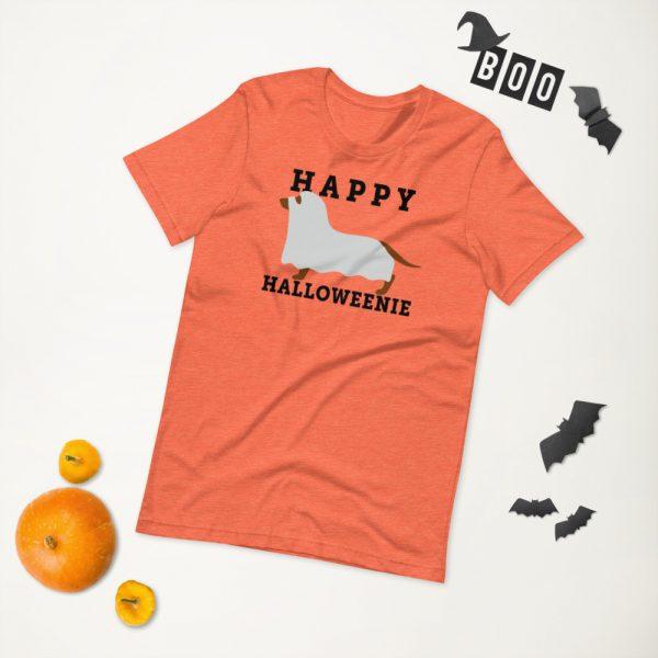unisex staple t shirt heather orange front 2 610c4ecd3921a